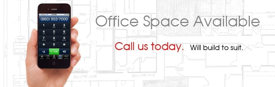 Build to Suit Office Space in West Hartford, Ct