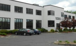 West Hartford Office Space 1030 Building Front